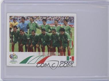 2006 Panini World Cup Album Stickers #244 - Mexico