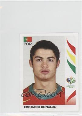 2006 Panini World Cup Album Stickers #298 - Cristiano Ronaldo