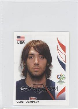2006 Panini World Cup Album Stickers #350 - Clint Dempsey