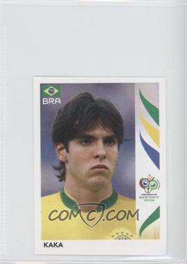 2006 Panini World Cup Album Stickers #392 - Kaka