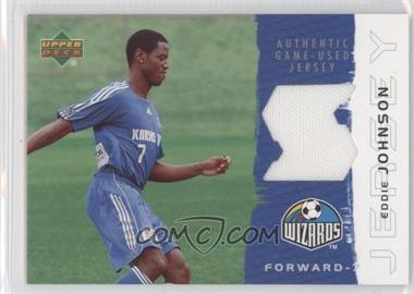 2006 Upper Deck MLS Jerseys #JE-EJ - Eddie Johnson