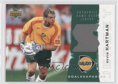 2006 Upper Deck MLS Jerseys #JE-KH - Kevin Hartman