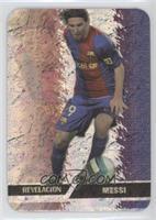 Revelacion 2007 - Messi