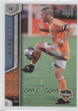 2007 Upper Deck MLS - [Base] #53 - Wade Barrett
