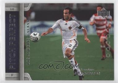 2007 Upper Deck MLS - Pitch Perfect #PP20 - Landon Donovan