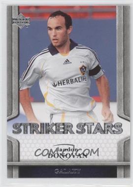 2007 Upper Deck MLS - Striker Stars #SS17 - Landon Donovan