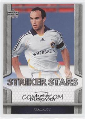 2007 Upper Deck MLS Striker Stars #SS17 - Landon Donovan