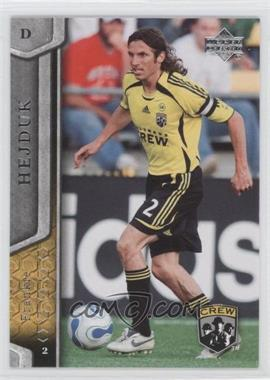 2007 Upper Deck MLS #30 - Frankie Hejduk