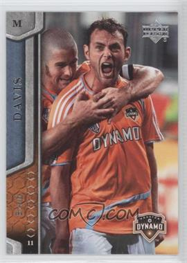 2007 Upper Deck MLS #49 - Brad Davis