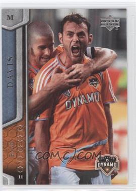 2007 Upper Deck MLS #49 - Brad Davis