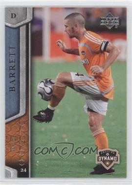 2007 Upper Deck MLS #53 - Wade Barrett