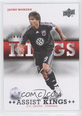 2008 Upper Deck MLS - Assist Kings #AK-7 - Jaime Moreno