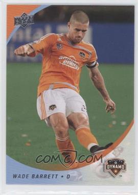 2008 Upper Deck MLS - [Base] #123 - Wade Barrett