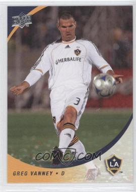 2008 Upper Deck MLS - [Base] #153 - Greg Vanney