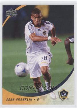 2008 Upper Deck MLS - [Base] #155 - Sean Franklin