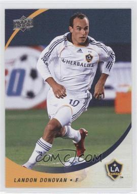 2008 Upper Deck MLS - [Base] #58 - Landon Donovan