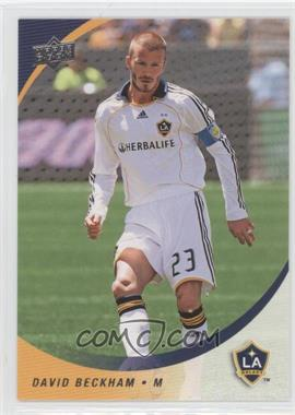 2008 Upper Deck MLS - [Base] #61 - David Beckham
