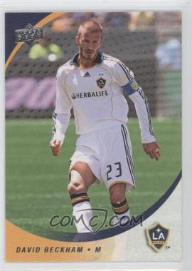2008 Upper Deck MLS - [Base] #61 - David Beckham