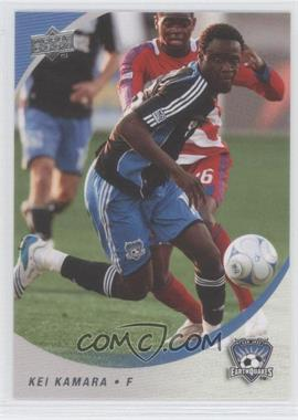 2008 Upper Deck MLS - [Base] #87 - Kei Kamara