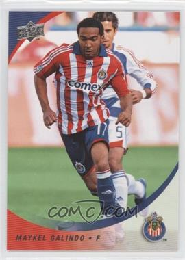 2008 Upper Deck MLS - [Base] #9 - Maykel Galindo