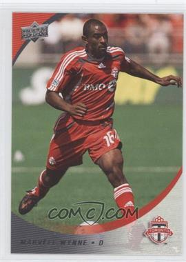 2008 Upper Deck MLS - [Base] #98 - Marvell Wynne