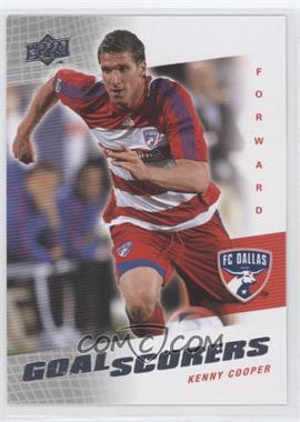 2008 Upper Deck MLS - Goal Scorers #GS-11 - Kenny Cooper