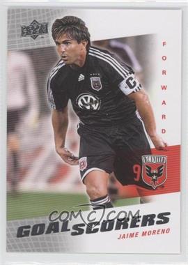 2008 Upper Deck MLS - Goal Scorers #GS-13 - Jaime Moreno