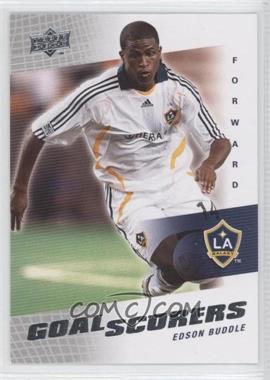 2008 Upper Deck MLS - Goal Scorers #GS-30 - Edson Buddle