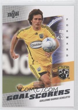 2008 Upper Deck MLS - Goal Scorers #GS-6 - Guillermo Barros Schelotto
