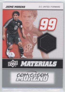 2008 Upper Deck MLS - MLS Materials #MM-22 - Jaime Moreno