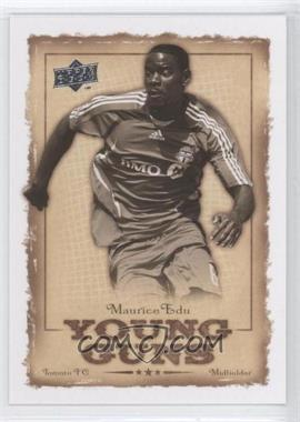 2008 Upper Deck MLS - Young Guns #YG-12 - Maurice Edu