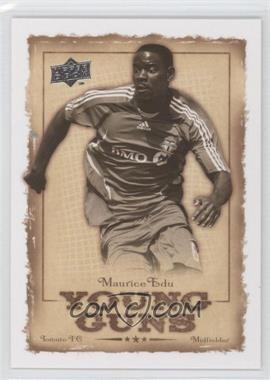 2008 Upper Deck MLS - Young Guns #YG-12 - Maurice Edu