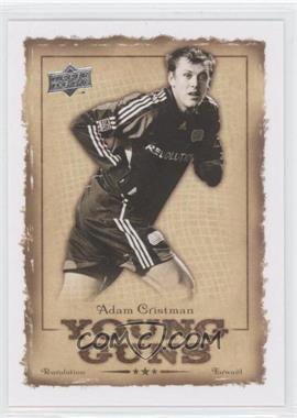 2008 Upper Deck MLS - Young Guns #YG-7 - Adam Cristman