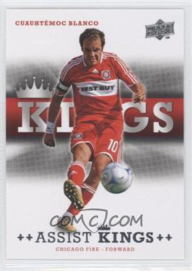 2008 Upper Deck MLS Assist Kings #AK-1 - Cuauhtemoc Blanco