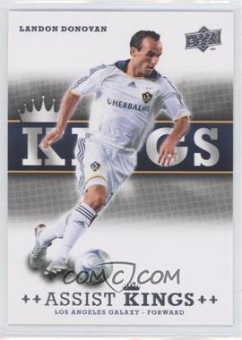 2008 Upper Deck MLS Assist Kings #AK-11 - Landon Donovan
