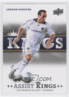 2008 Upper Deck MLS Assist Kings #AK-11 - Landon Donovan
