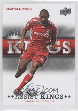 2008 Upper Deck MLS Assist Kings #AK-16 - Marvell Wynne