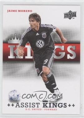 2008 Upper Deck MLS Assist Kings #AK-7 - Jaime Moreno