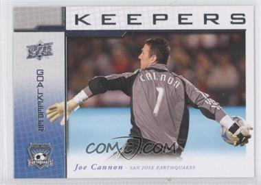 2008 Upper Deck MLS Goal Keepers #KP-14 - Joe Cannon
