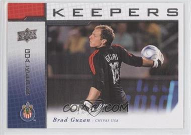2008 Upper Deck MLS Goal Keepers #KP-2 - Brad Guzan