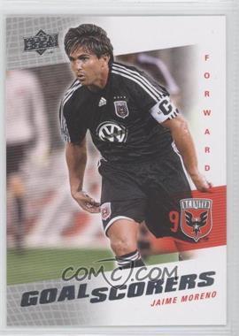 2008 Upper Deck MLS Goal Scorers #GS-13 - Jaime Moreno