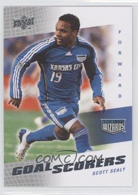 2008 Upper Deck MLS Goal Scorers #GS-18 - Scott Sealy
