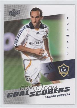 2008 Upper Deck MLS Goal Scorers #GS-19 - Landon Donovan