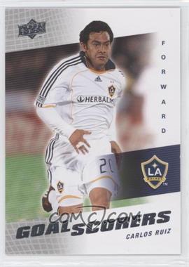 2008 Upper Deck MLS Goal Scorers #GS-20 - Carlos Ruiz