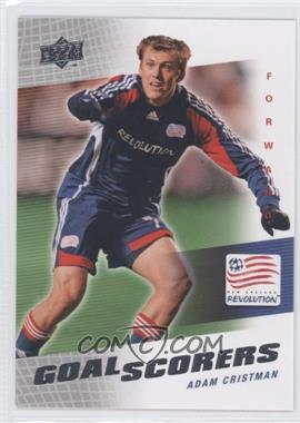 2008 Upper Deck MLS Goal Scorers #GS-21 - Adam Cristman