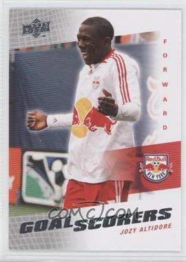 2008 Upper Deck MLS Goal Scorers #GS-23 - Jozy Altidore