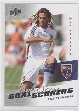 2008 Upper Deck MLS Goal Scorers #GS-26 - Kyle Beckerman