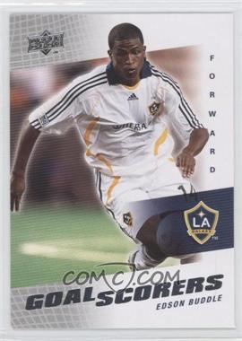 2008 Upper Deck MLS Goal Scorers #GS-30 - Edson Buddle