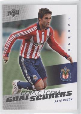 2008 Upper Deck MLS Goal Scorers #GS-4 - Ante Razov