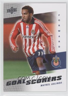 2008 Upper Deck MLS Goal Scorers #GS-5 - Maykel Galindo
